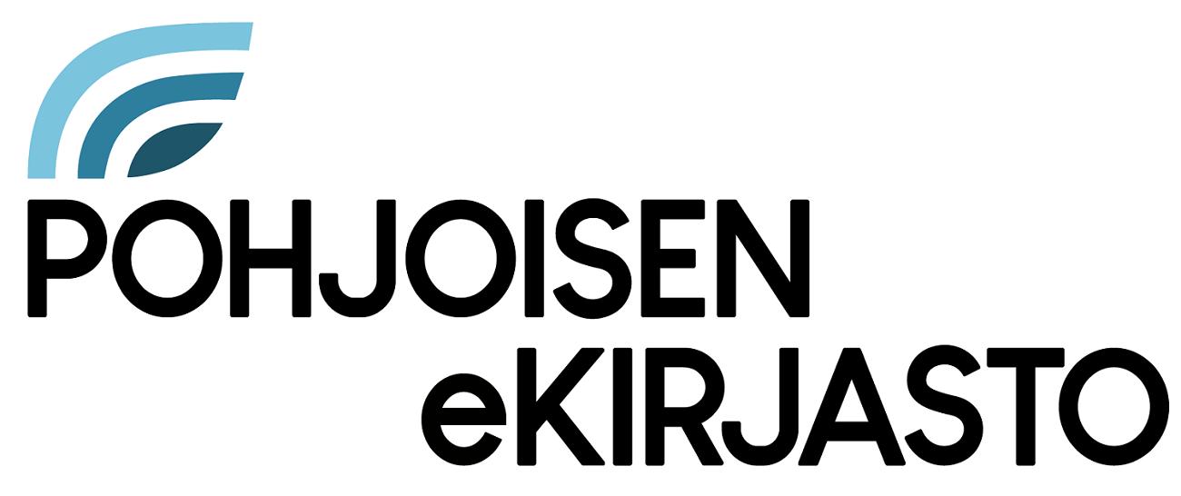 Ekirjaston logo.