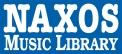 Linkki Naxos Music library -sivustolle.