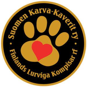 Suomen Karva-Kaverit ry:n logo
