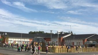 Kirkonkylän Koulu Kempele